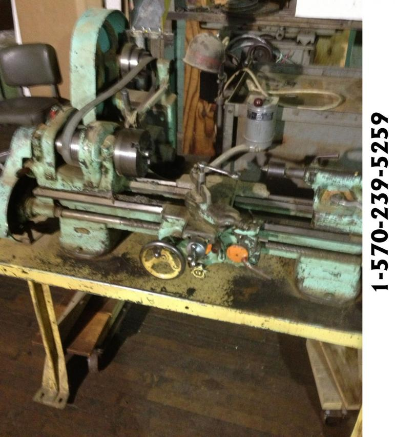 Grinding Parts Area : For sale south bend quot in wilkes barre pa area b s