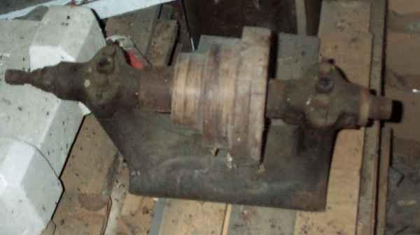 W W Carey 19th Century Wood Turning Lathe