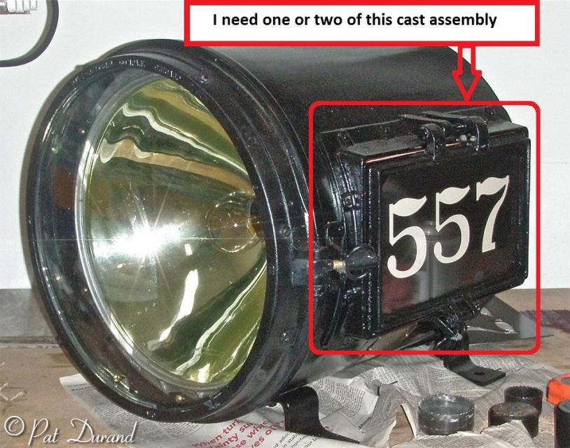 Help From Rr Guys With Pyle National Headlight Parts