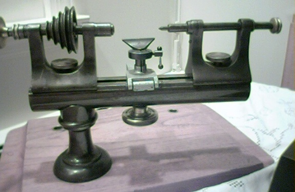 Machinist Tools For Sale >> Identify this jeweler's lathe