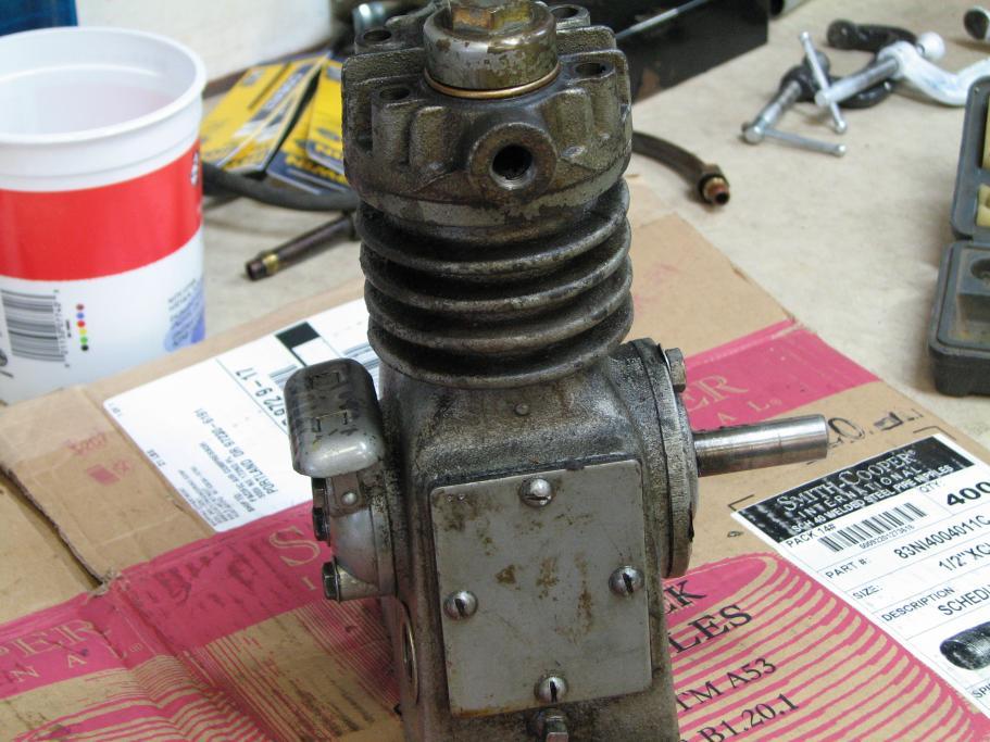 Vintage Small Compressor Pump