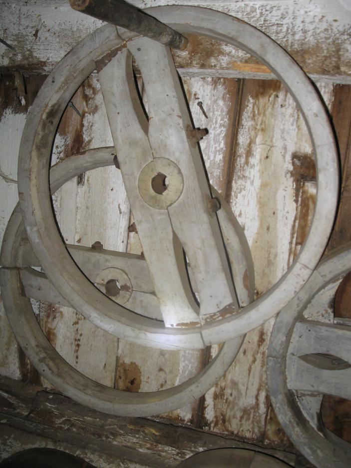 How Were Wood Pulleys Made Page 3