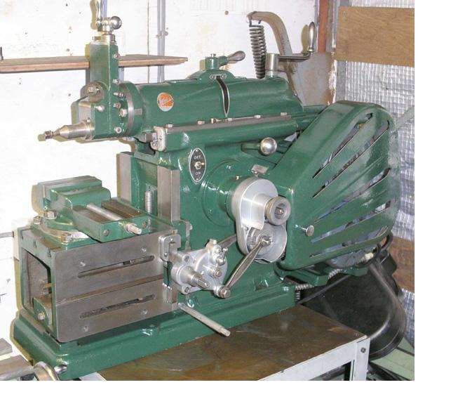 line shaft machine shop