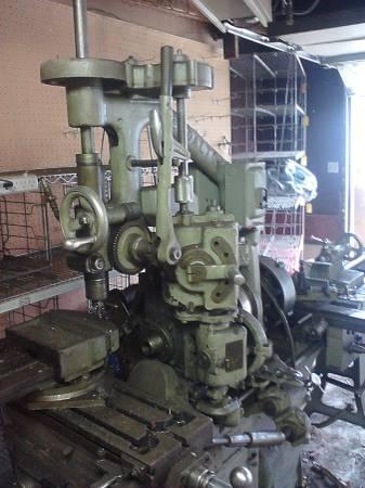 Craigslist Com Philadelphia >> Dalton combination mill/lathe (was: Interesting Machine)
