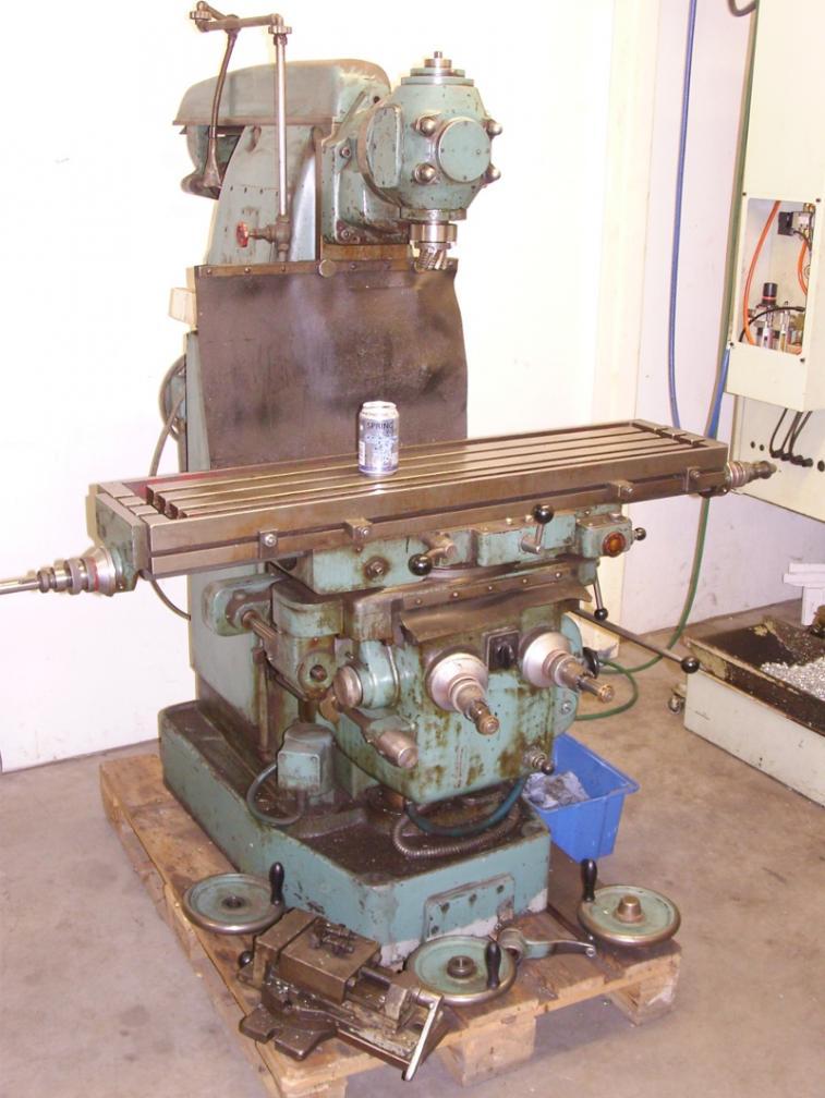 V 228 Rnamo Ub 1 Universal Mill