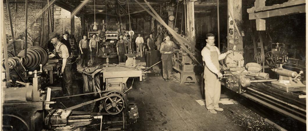 hat machine shop