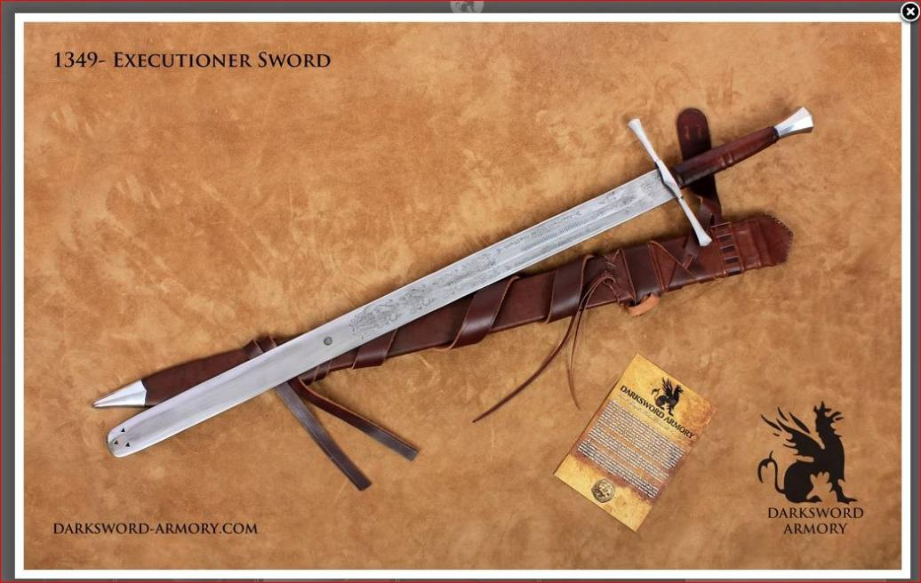 The Executioner Sword