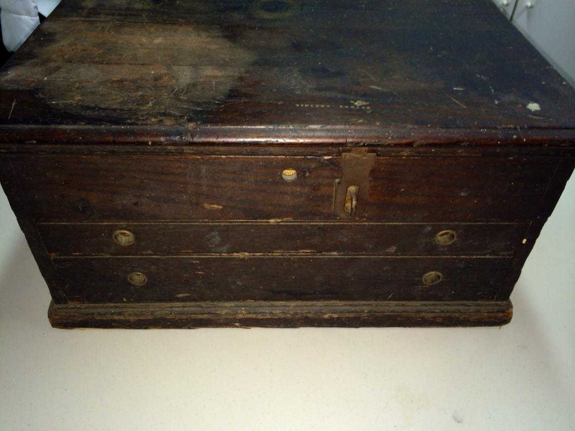 Antique Tool Box Help!