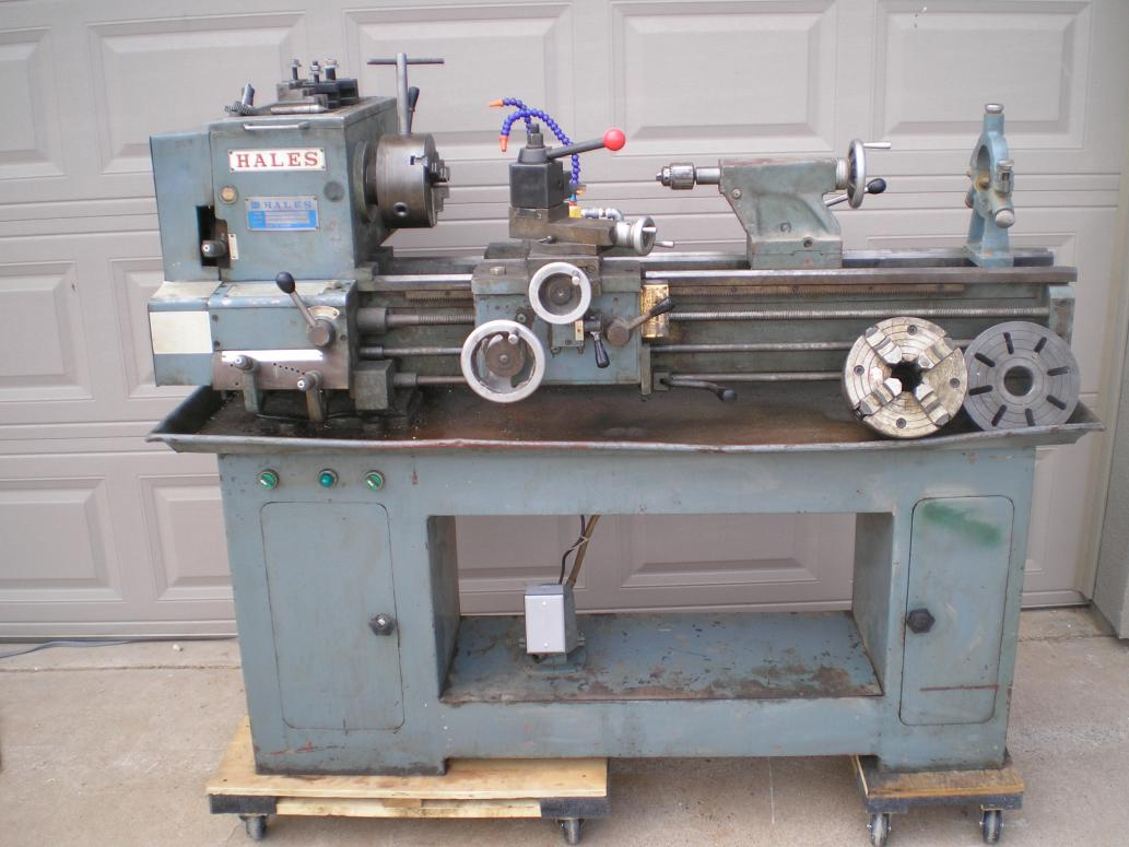 hales machine tool