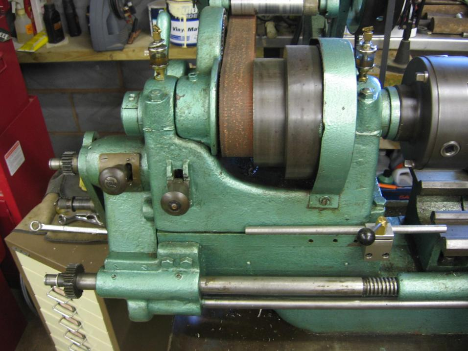 Joe For Oil >> Can you identify this old lathe?