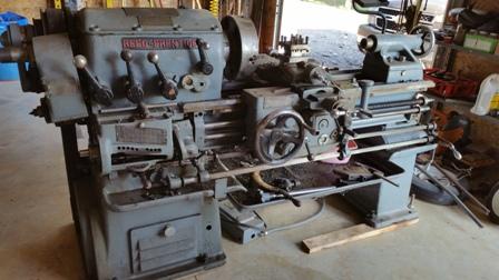 Fs 14 Quot Reed Prentice Sliding Gear Head Parts