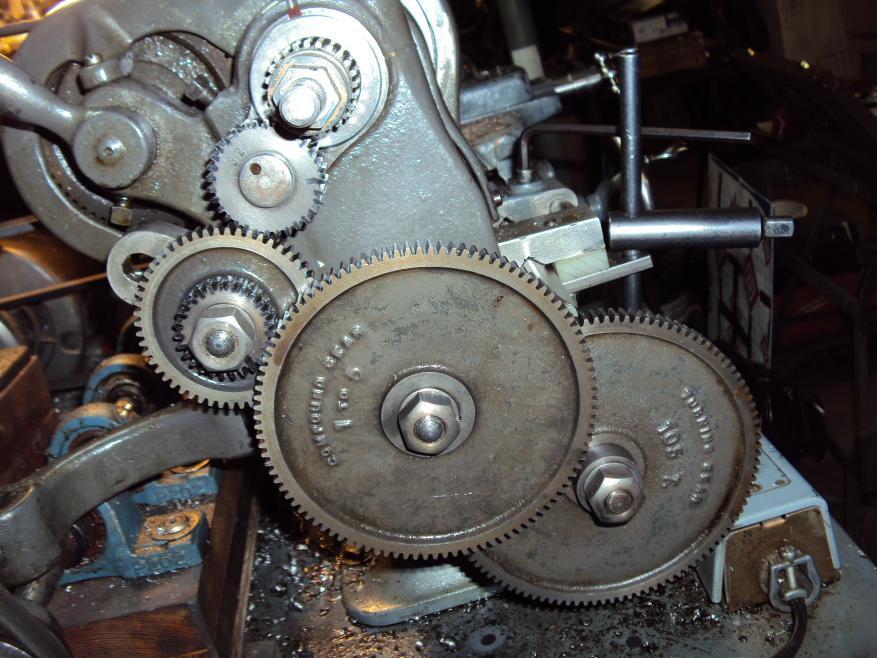 9 U0026quot  South Bend Gears