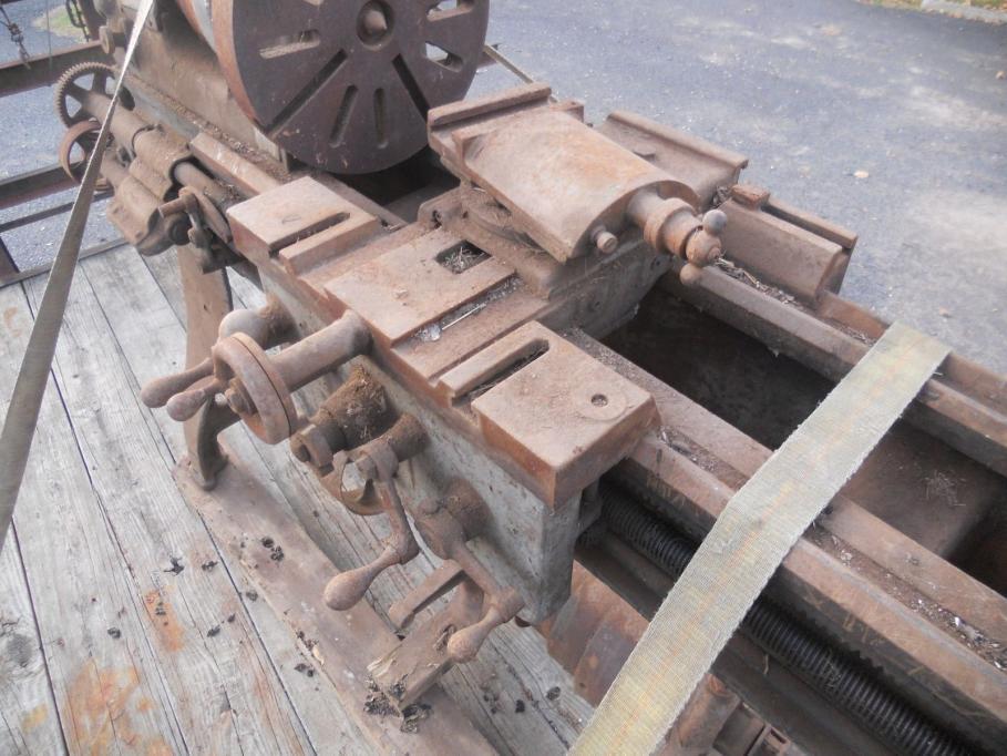 Willard Metal Lathe On Ebay