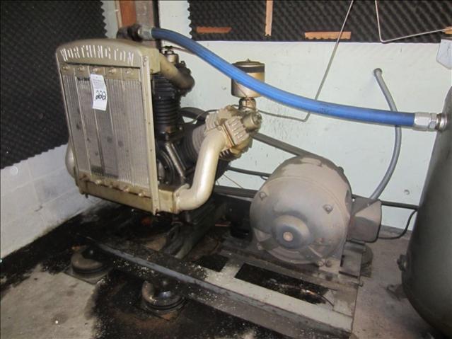 Please Help Diagnos An Old Worthington Air Compressor Problem