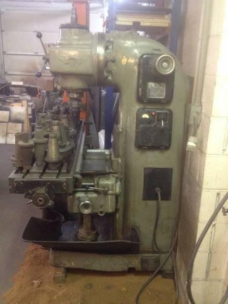 pedersen milling machine on cl pittsburgh rh practicalmachinist com English Machines Engine Head Surfacing Machine