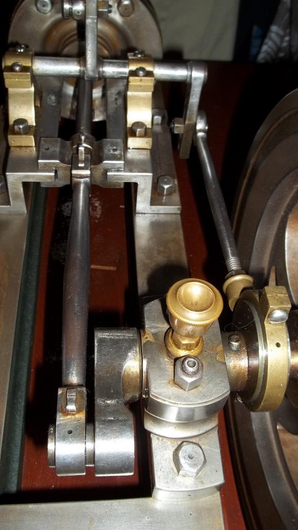 Steam Engine Cross Head Repair Small Engine