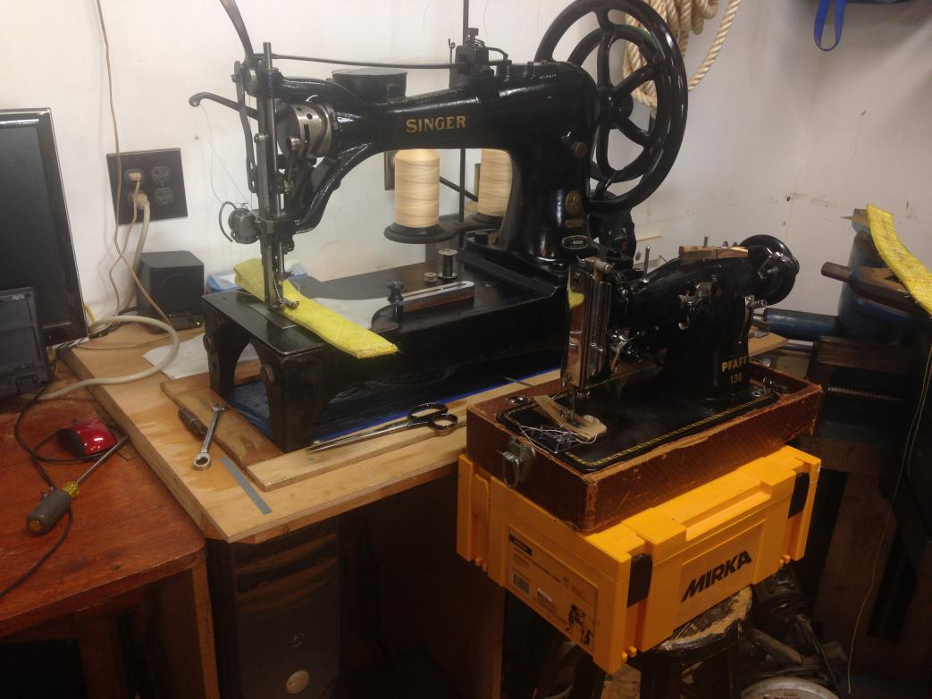 singer sewing machine history