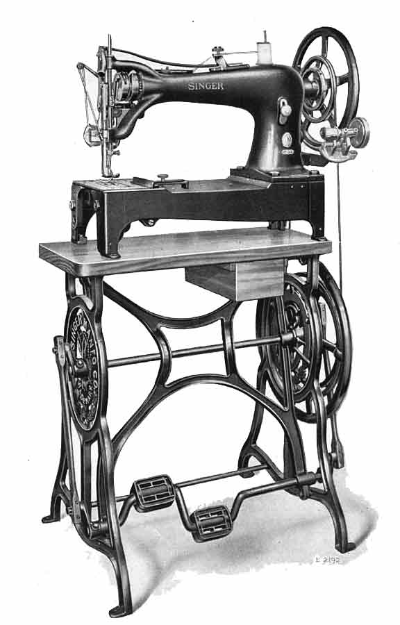Singer Sewing Machines History Page 4