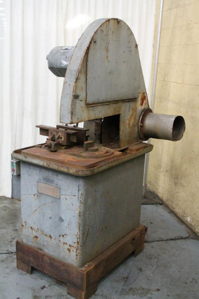 Trying To Find Out About An Old Saw Stone Machinery Co