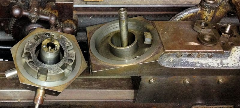 Old Hardinge Bench Lathe Turret Not Fully Indexing