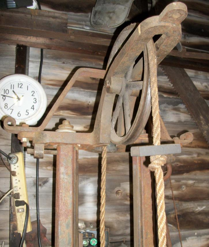 small manual drop hammer conversion rh practicalmachinist com anyang power hammer manual power devil hammer drill manual