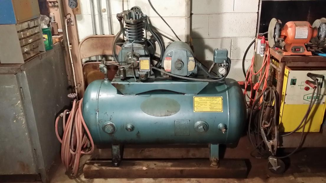 1965 Wayne Air Compressor Pressure Switch
