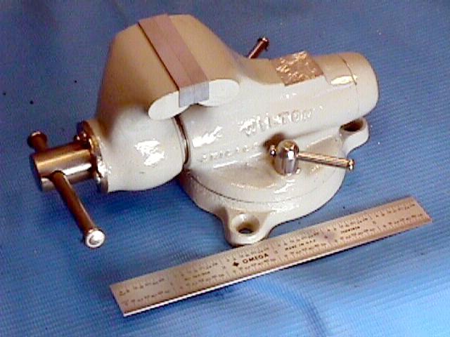 wilton bullet anvil flatten or leave alone