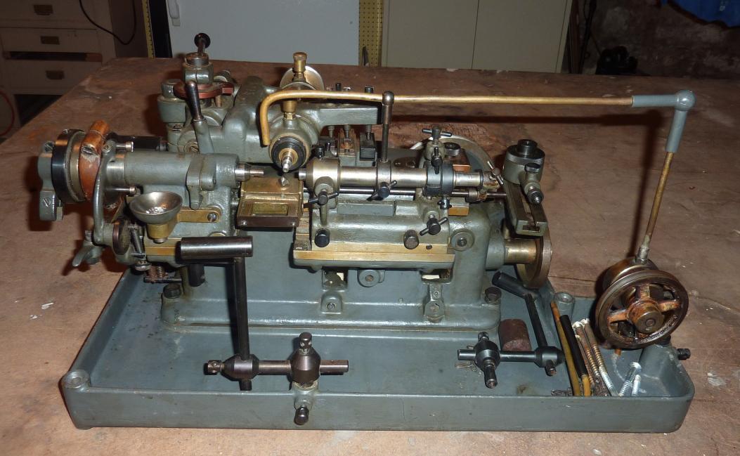 hamilton machine
