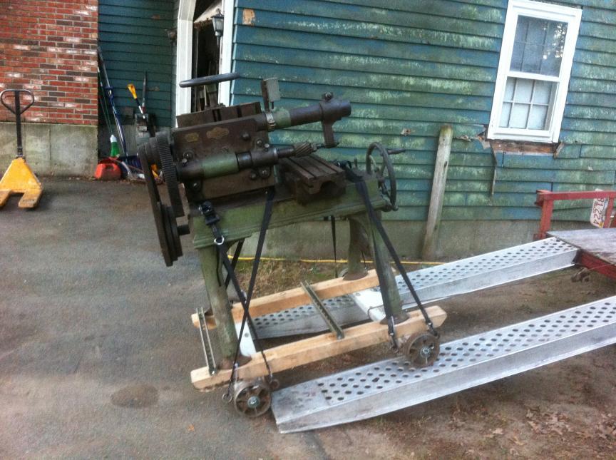 Maine Craigslist Antique Milling Machine