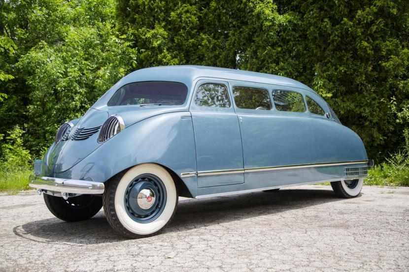 Was The 1936 Stout Scarab The Original Minivan