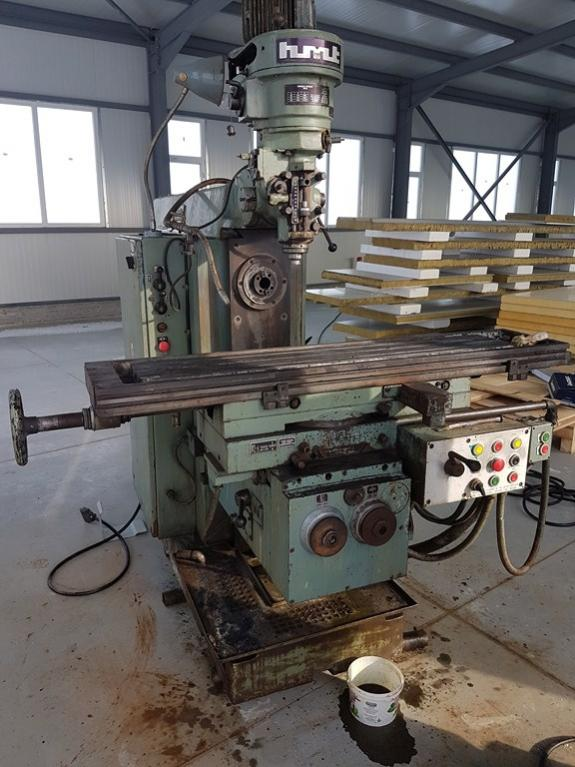 Looking For Documentation Of Two Hmt India Old Milling