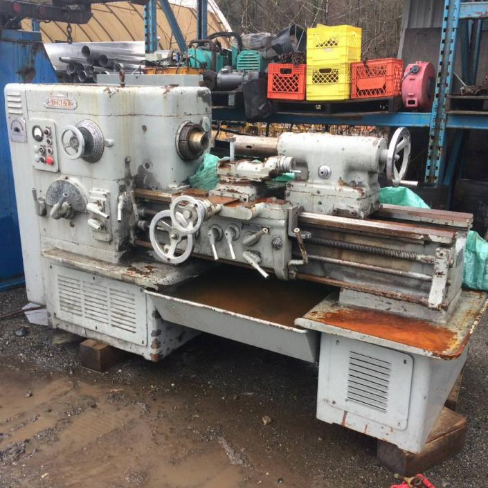 what do we know about sidney lathes and the sidney tool co rh practicalmachinist com Monarch Lathe History Vintage Monarch Lathe
