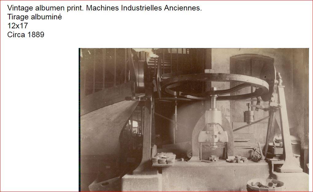 Machines industrielles anciennes - Lampes industrielles anciennes ...