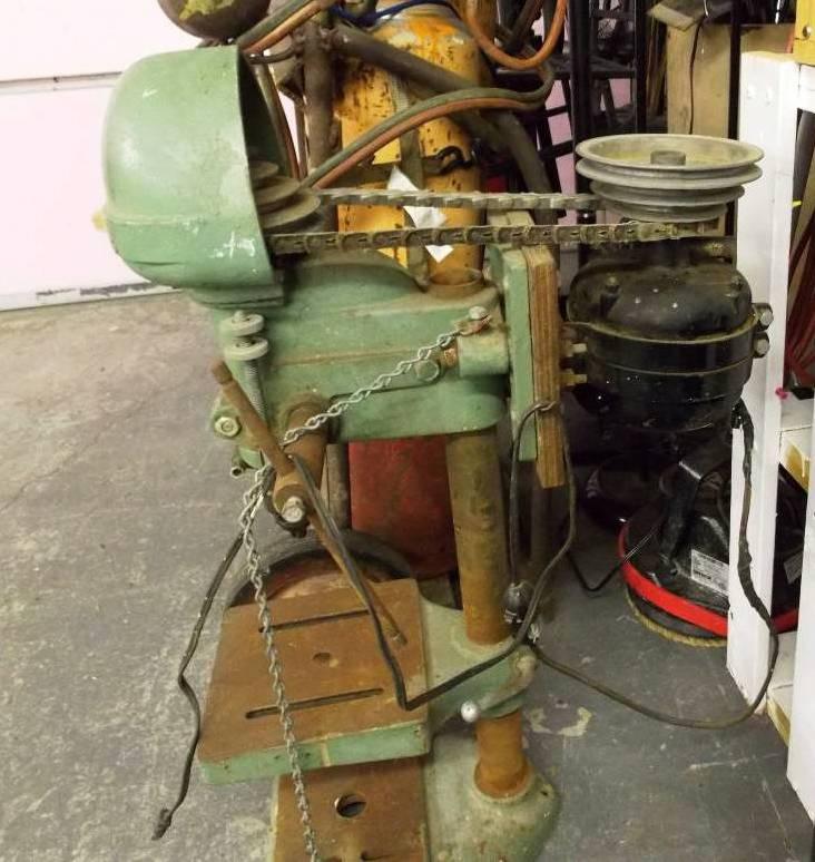 My Delta Homecraft Drill Press is a monster. Any alternatives?