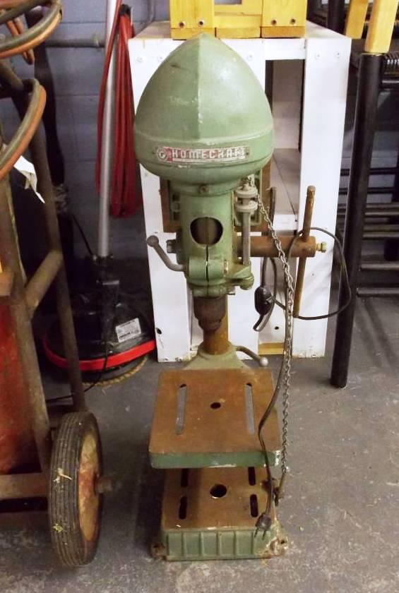 My Delta Homecraft Drill Press Is A Monster Any Alternatives