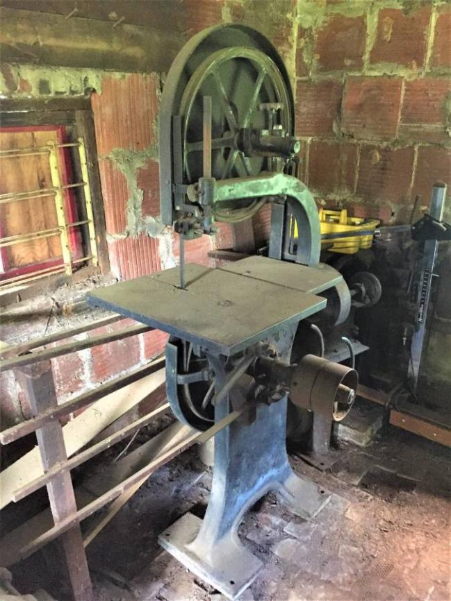 Line Shaft Lathe Shaper Drill Press For Sale