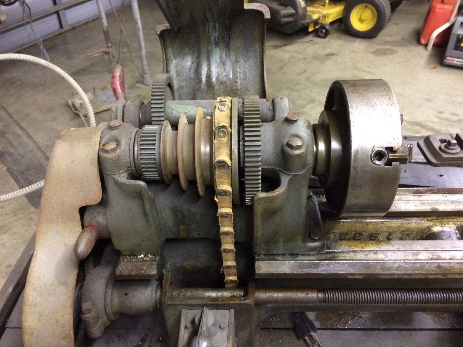 South Bend 9 Quot Lathe Help Identify