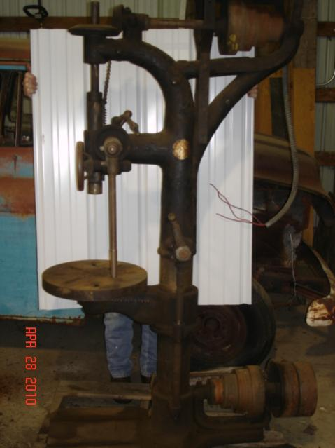 Trying To Figure Out What This Camelback Drill Press Is Worth
