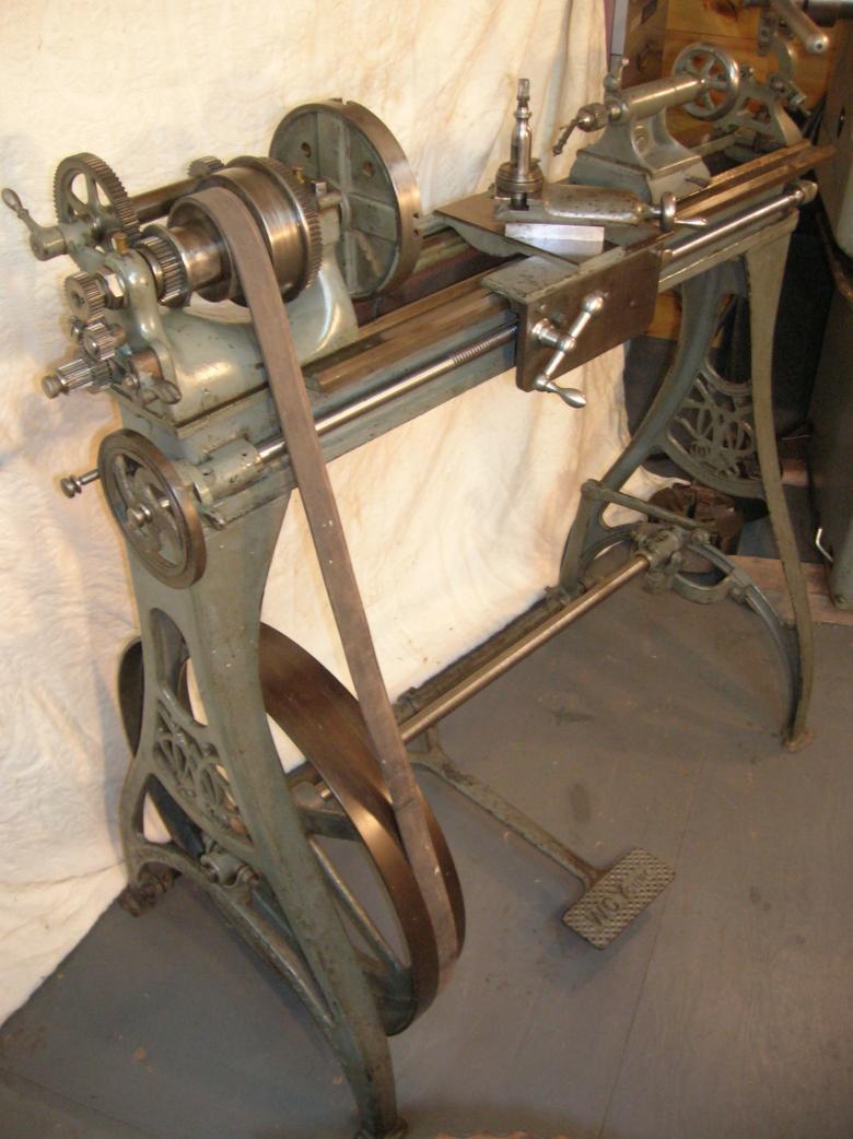 Antique Treadle Lathe Best 2000 Antique Decor Ideas