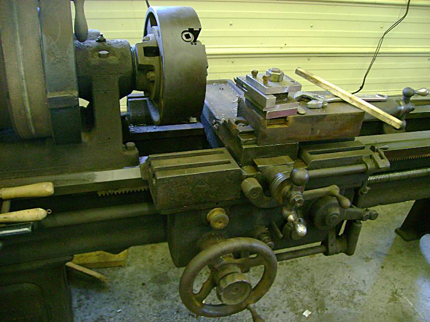 Thread: Preston Machinery Company Lathe info