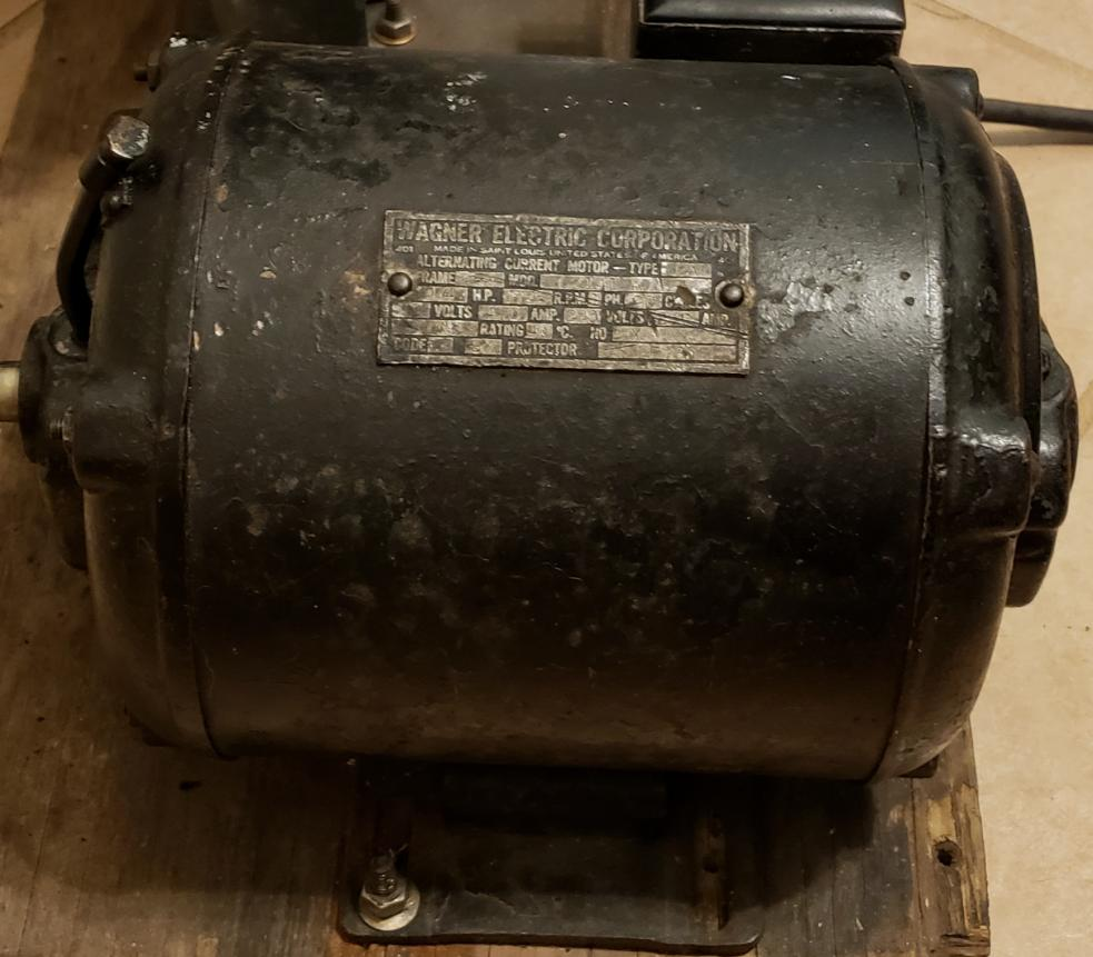 Wagner Electric Corporation Wiring Diagram Motor on