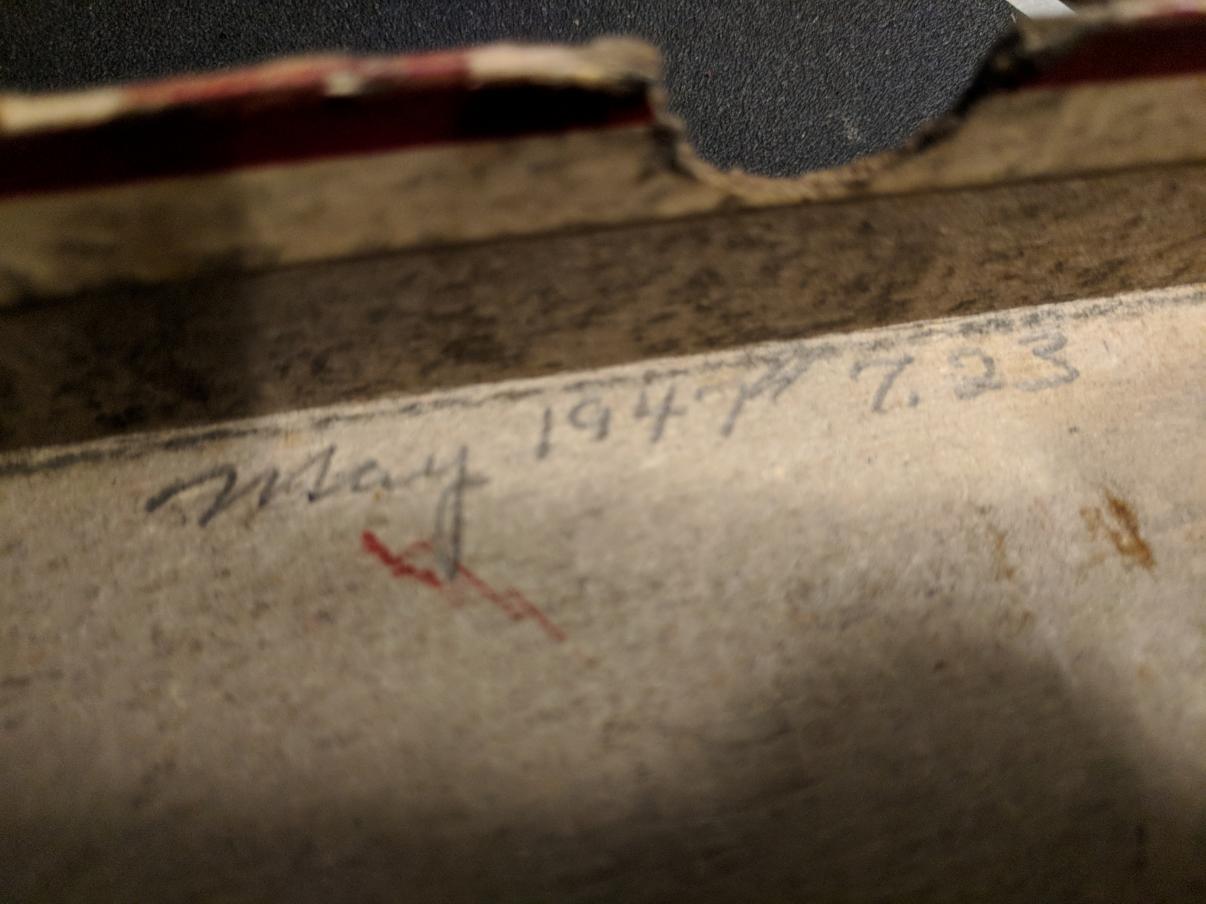 "234 Measuring Rod 2/"" W//Box Starrett No"