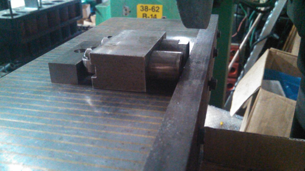 Sanford Sg 48 Surface Grinder