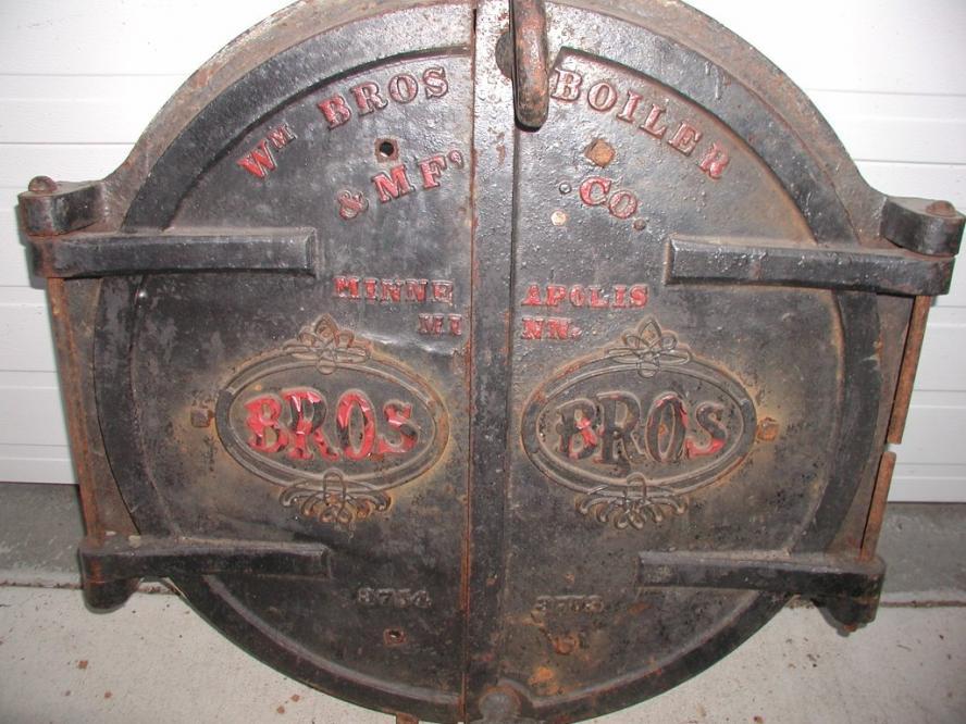 Steam Boiler: Old Steam Boiler For Sale