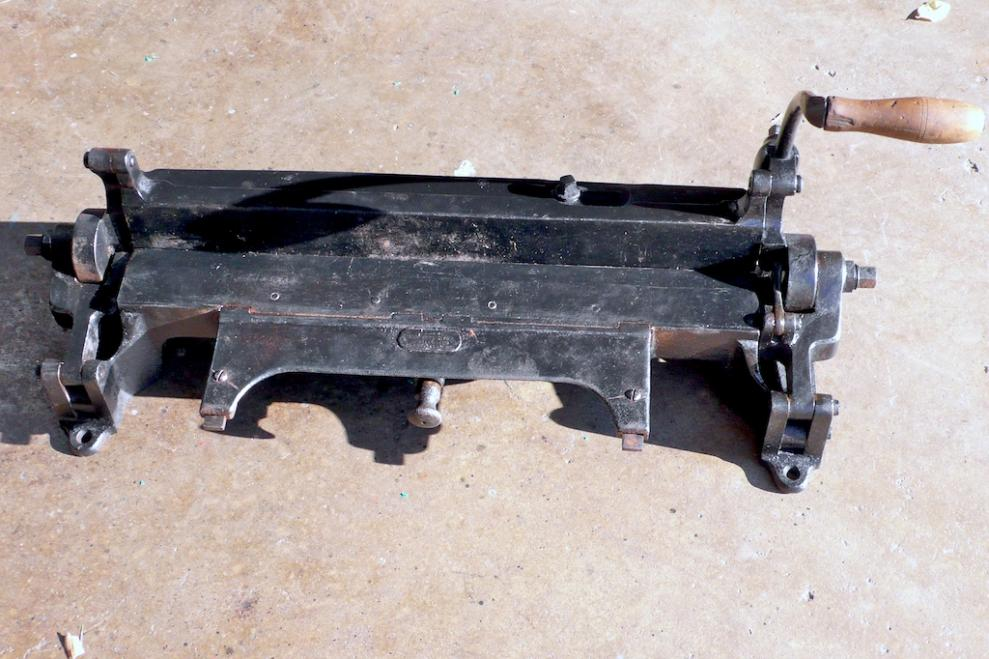 Peck Stow And Wilcox Brake