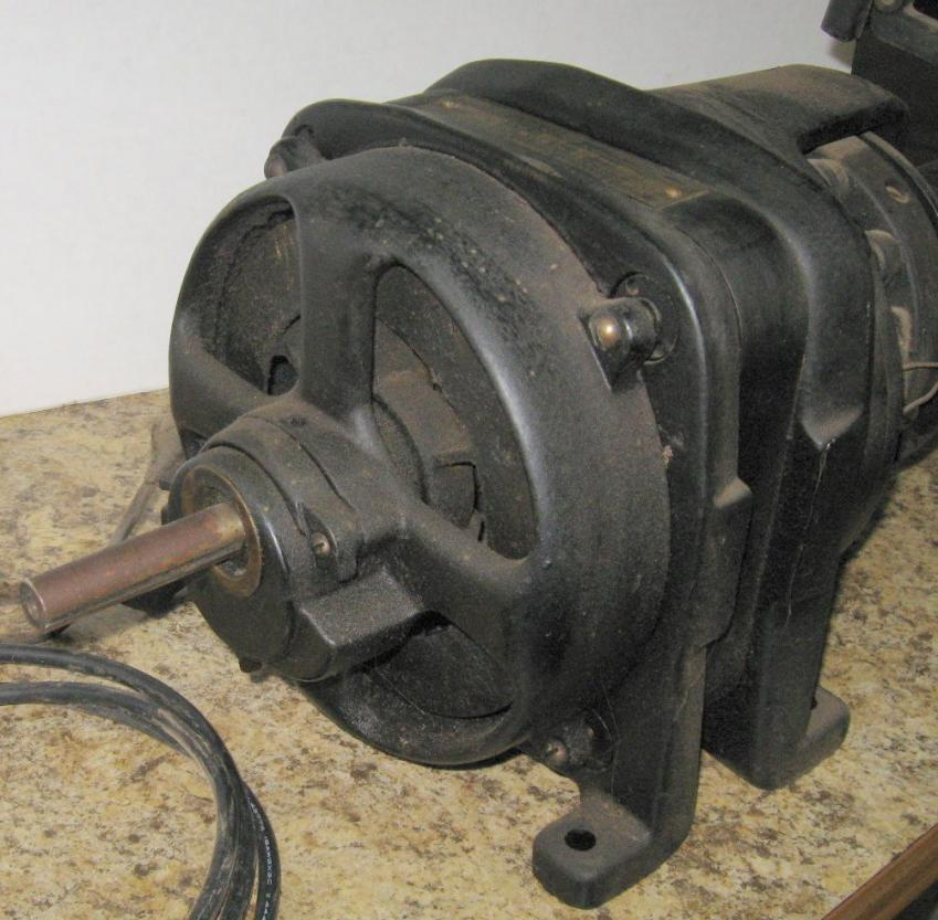 Northwestern Electric Variable Speed Single Phase Ac