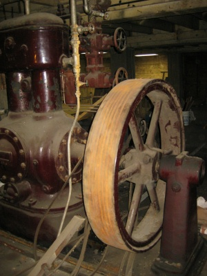 Old Frick And York Compressors