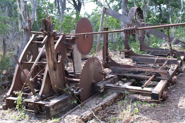 Water Powered Sawmill Machinery