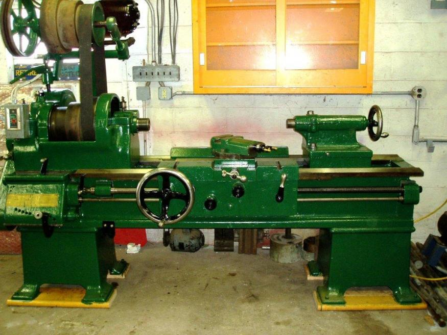 lathe and mills