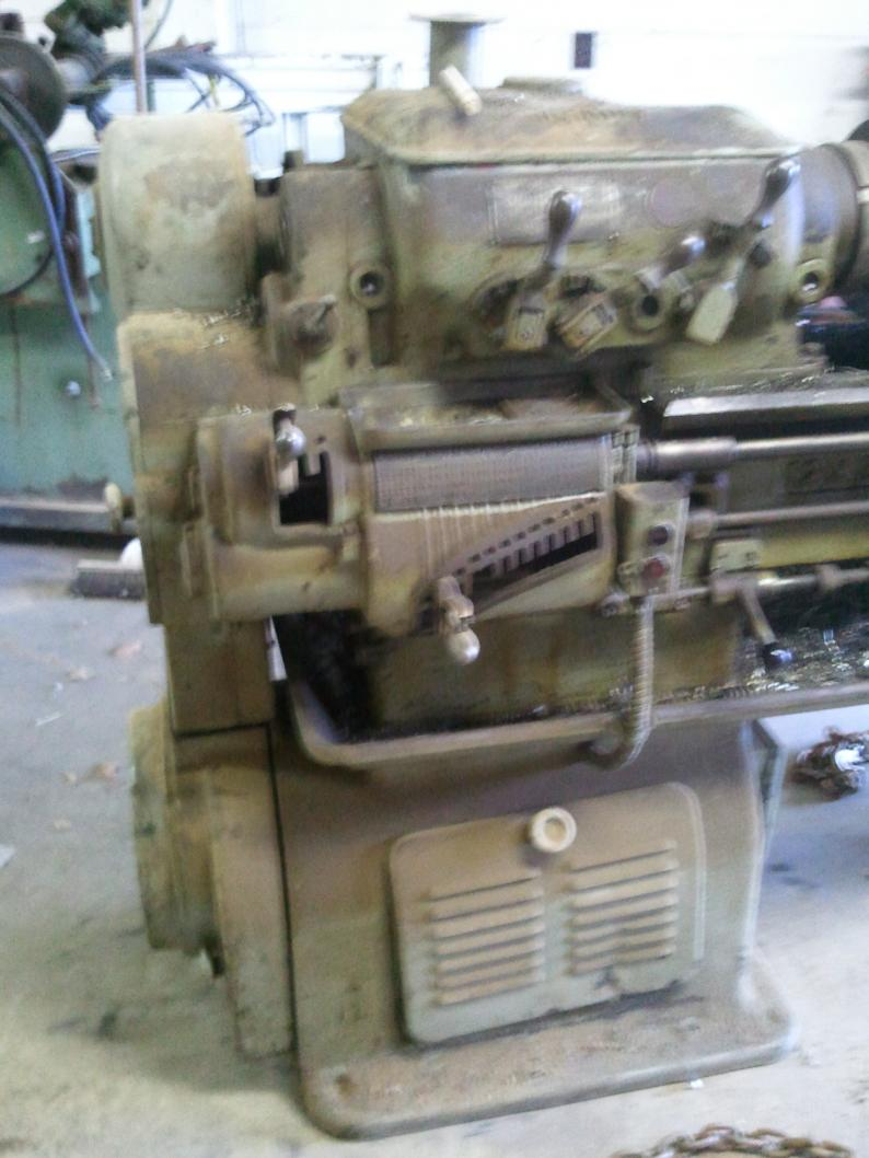 Hendey Lathe manual